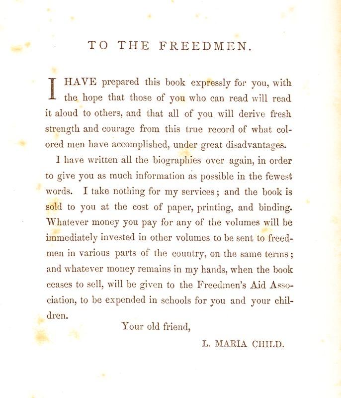 The Freedmen's Book