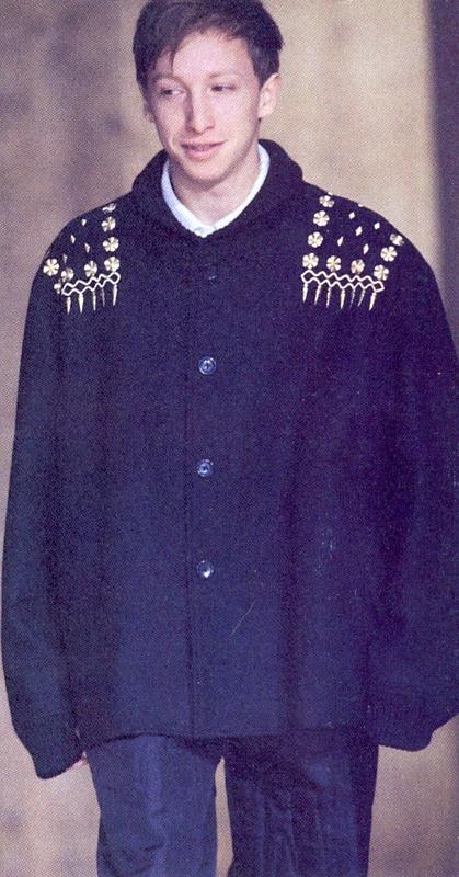 Yamamoto '92 menswear