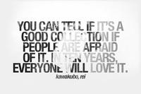 Kawakubo quotes