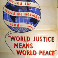 """World Justice means world peace."""