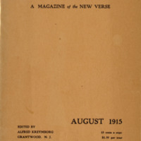 Others: A Magazine of New Verse