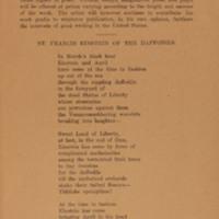 """St. Francis Einstein of the Daffodils"""
